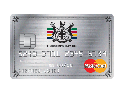 Other Benefits of Hudson's Bay Credit. Up to day returns when you make a purchase at Hudson's Bay, dionsnowmobilevalues.ml or Home Outfitters using your Hudson's Bay Mastercard or Hudson's Bay Credit Card 4. Special Payment Plans when you use your Hudson's Bay Mastercard or Hudson's Bay Credit Card 5.
